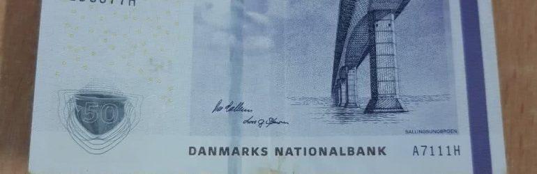 Купить датскую крону
