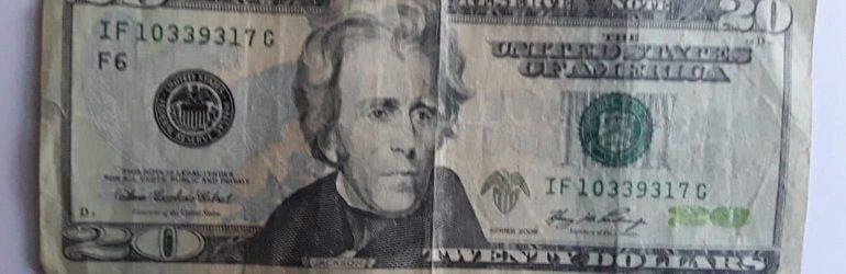 Обмен старых купюр долларов