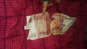 Обмен специфических российских рублей