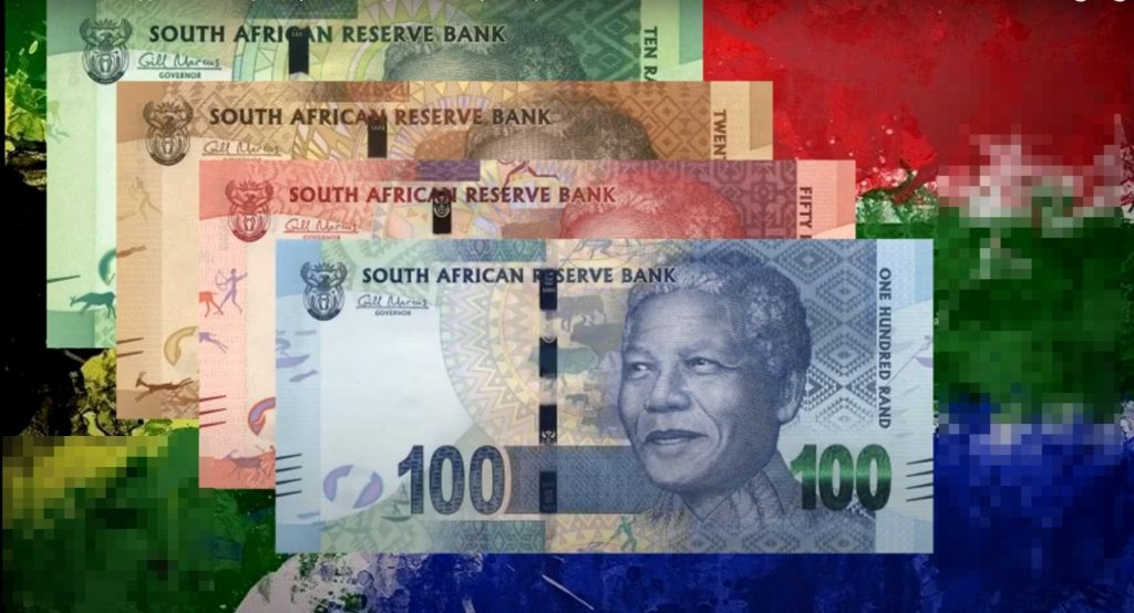 Сколько стоит южноафриканский рэнд