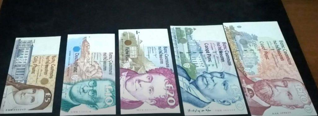 Ирландский фунт