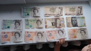 Старые английские фунты