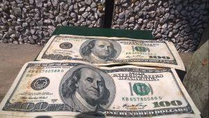 Обмен денег старого образца