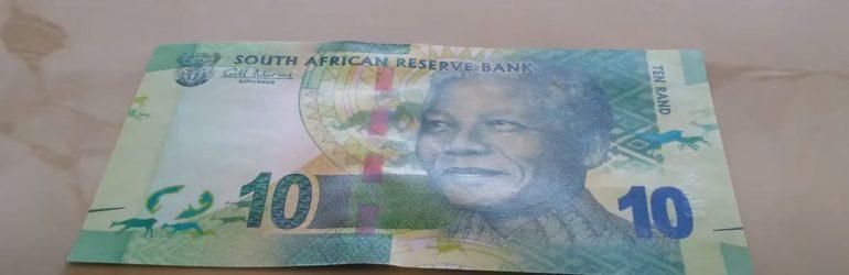 Южноафриканский рэнд к доллару